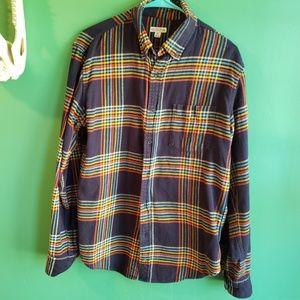 Merona flannel shirt